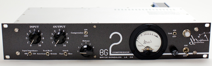 Highland Dynamics BG2 Compressor
