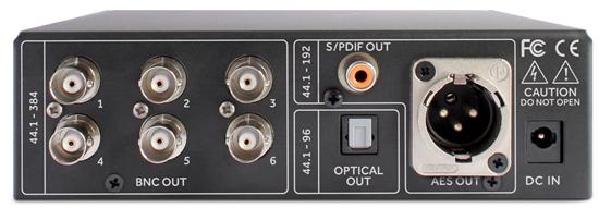 Black Lion Audio Micro Clock MkIII