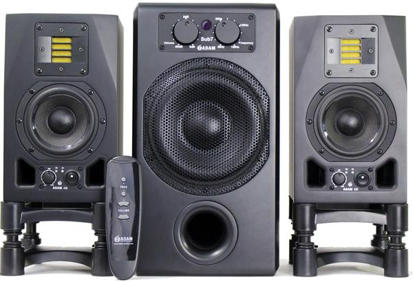 Adam Audio 2.1 Bundle