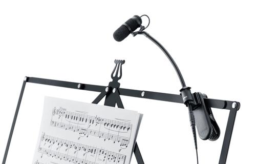 DPA Microphones d:vote Instrument Mic Mounts