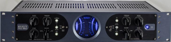 Manley Labs Nu Mu Studio Compressor
