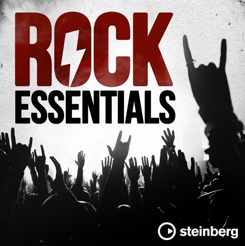 Steinberg Rock Essentials VST Sound Instrument Set