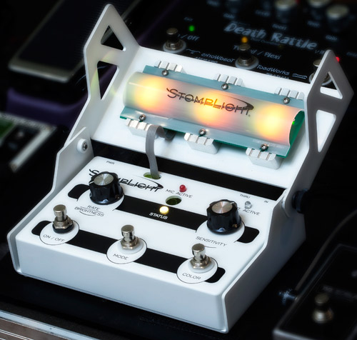 StompLight Lightshow Pedal
