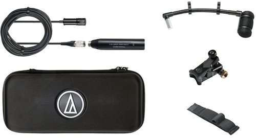 Audio-Technica ATM350a Microphone Systems Kit