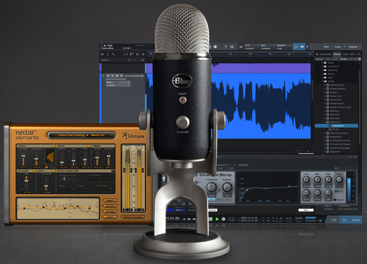Blue Microphones Yeti Pro Studio Kit
