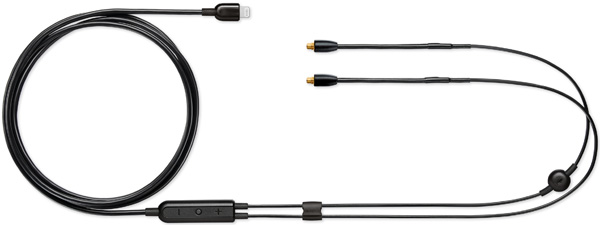 Shure Remote + Mic Lightning Accessory Cable