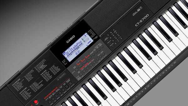 Casio CT-X Series Keyboards