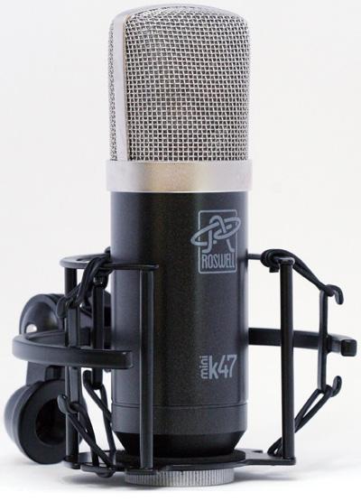 Roswell Pro Audio Mini K47 Condenser Microphone